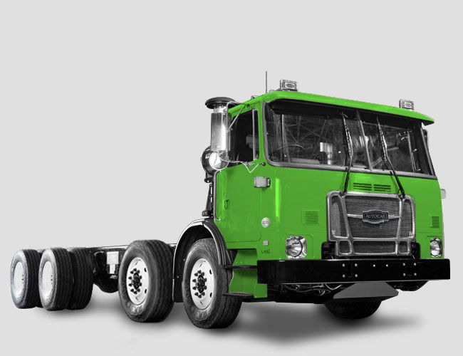customer-engineered concrete pump truck manufacturer | Autocar
