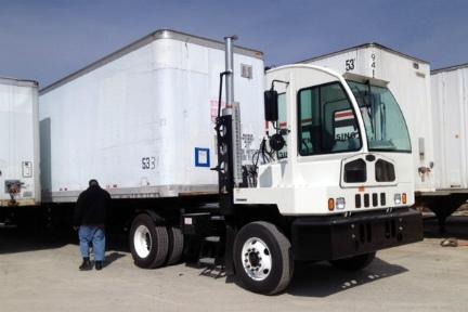 terminal tractors & yards trucks | Autocar