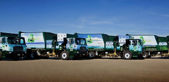 Autocar truck LNG fuel liquid natural gas